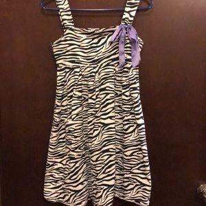 American Girl Brand Girls Zebra Dress